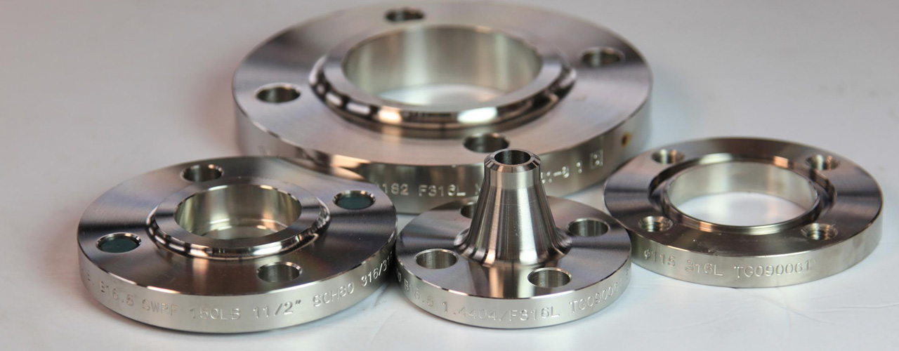 Stainless Steel Pipe Flanges Exporter in Tunisia