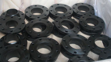 Carbon Steel ASTM A350 Pipe Flanges Supplier