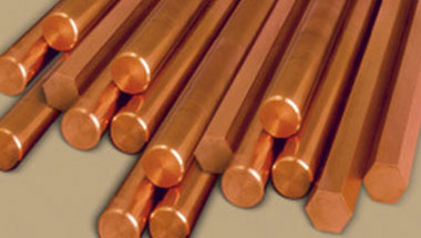 Copper Nickel Round Bars Supplier
