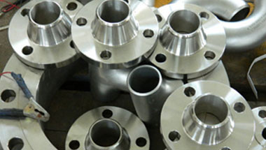 Stainless Steel 317 Pipe Flanges Supplier